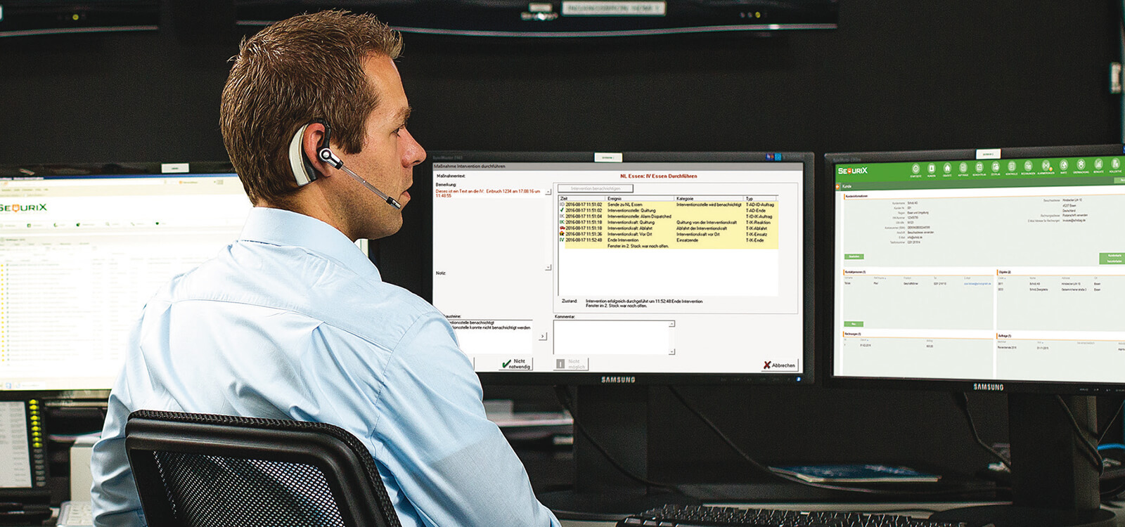 e-CLIPS koppeling alarmcentrales