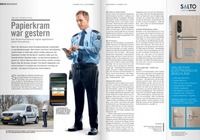 GIT Sicherheit Magazine