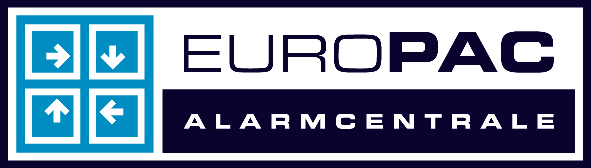 Logo EuroPac Alarmcentrale