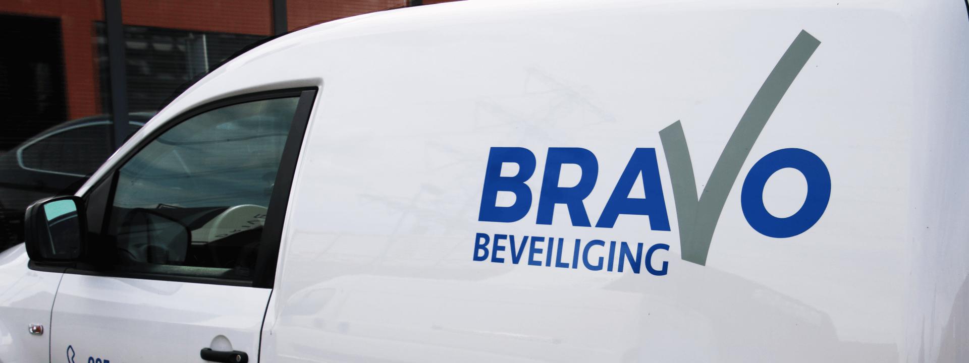 Bravo beveiliging auto
