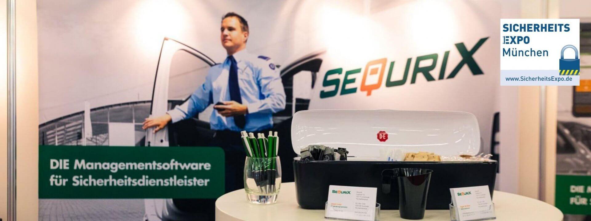 SicherheitsExpo 2020 SequriX