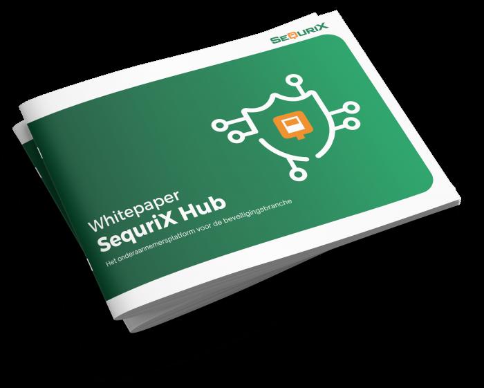 Whitepaper mockup SequriX Hub NL