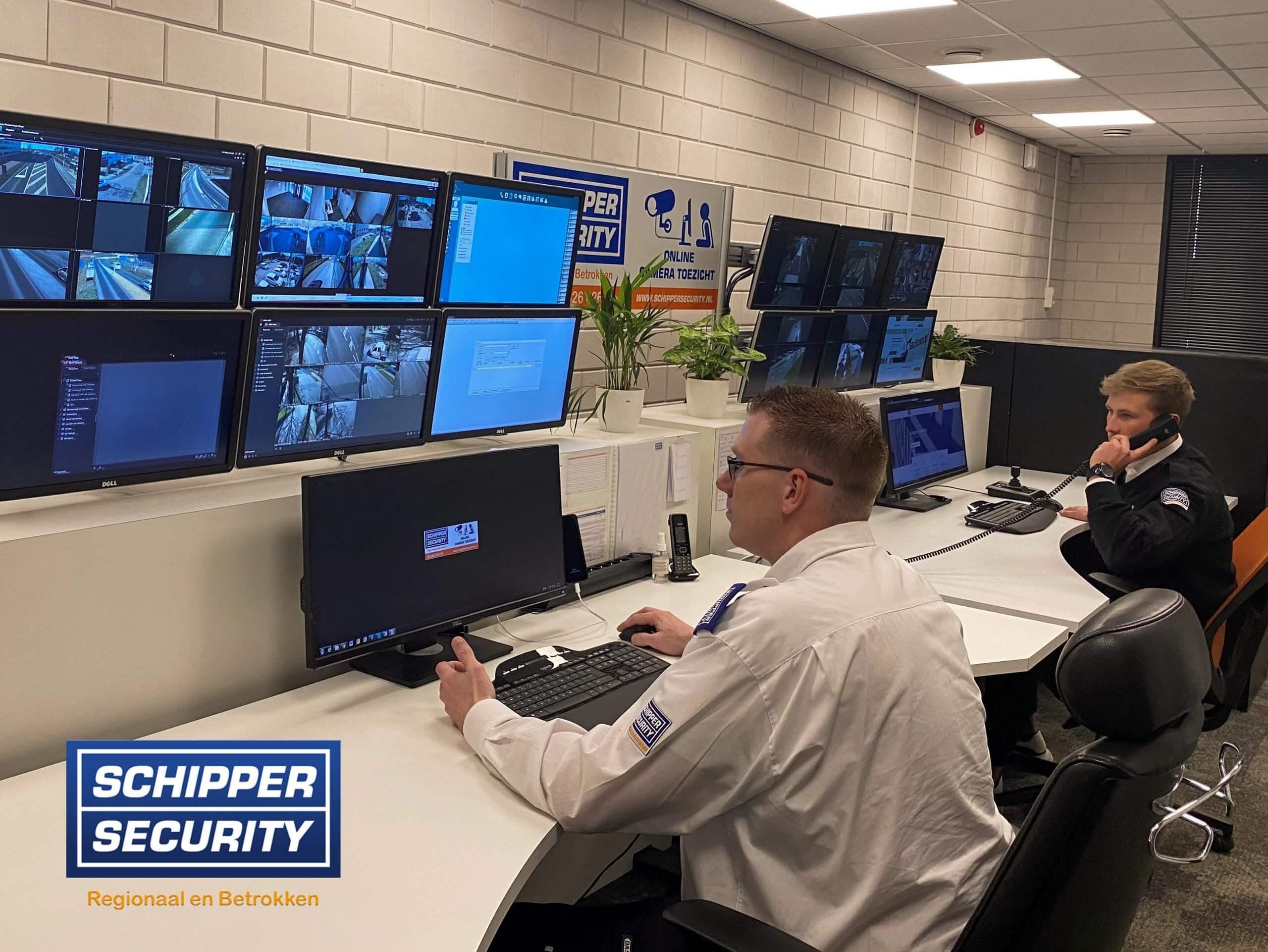 Meldkamer Schipper Security