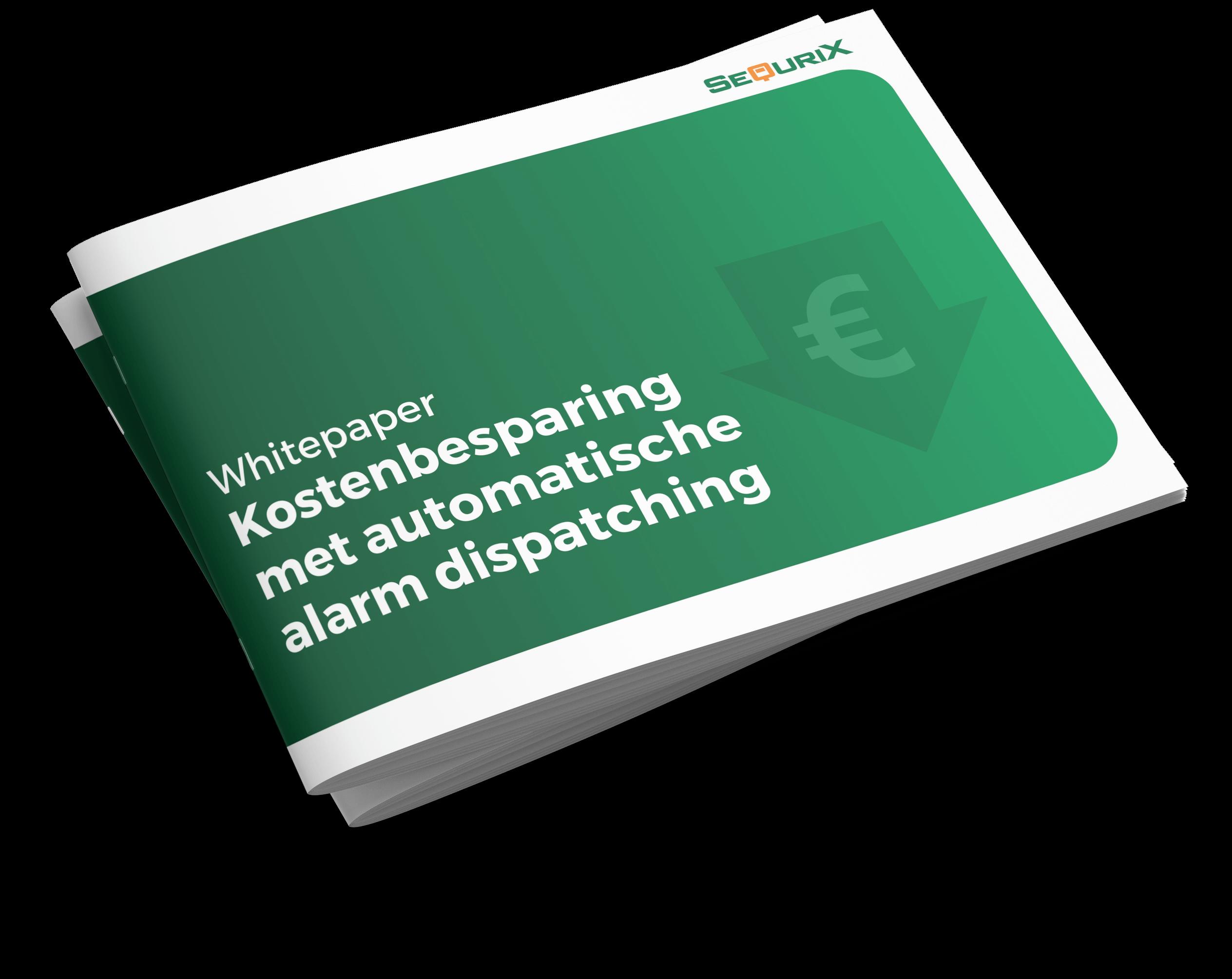 Whitepaper mockup kostenbesparing auomatische alarm